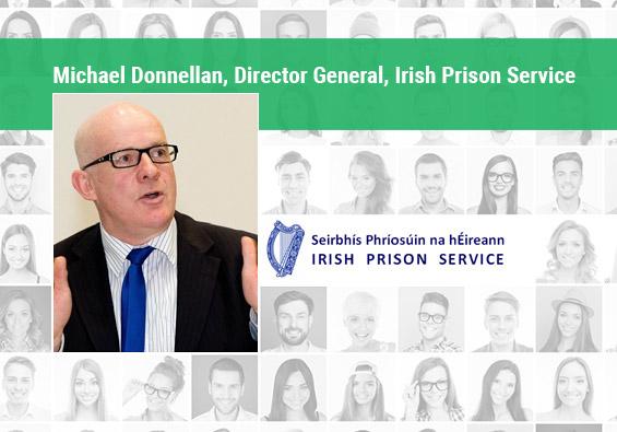 THE IRISH PRISON SERVICE